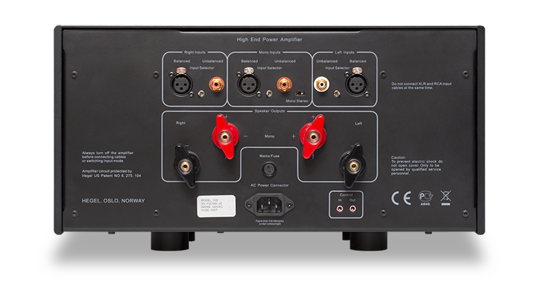 Hegel Music Systems H30 Power Amplifier - Safe and Sound HQ