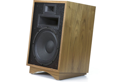 Klipsch Heresy III Floorstanding Speaker Walnut (Each) - Safe and Sound HQ