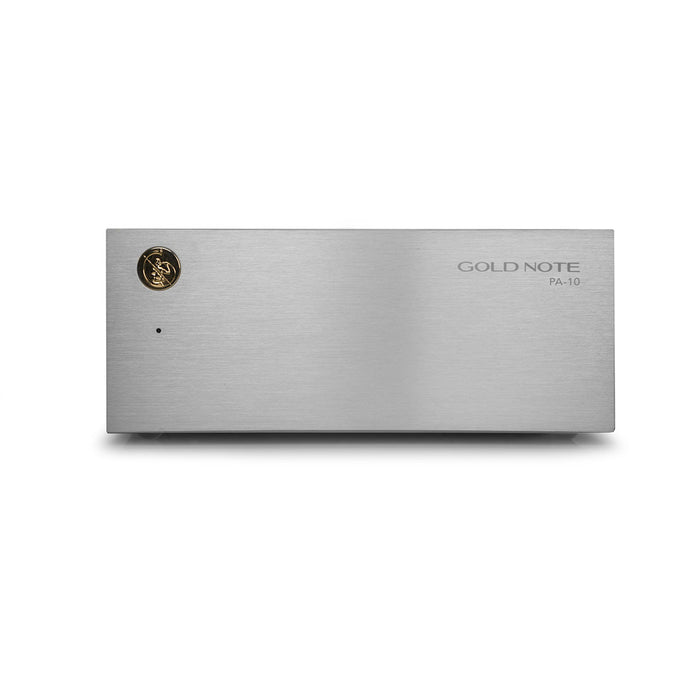 Gold Note PA-10 Stereo Power Amplifier - Safe and Sound HQ