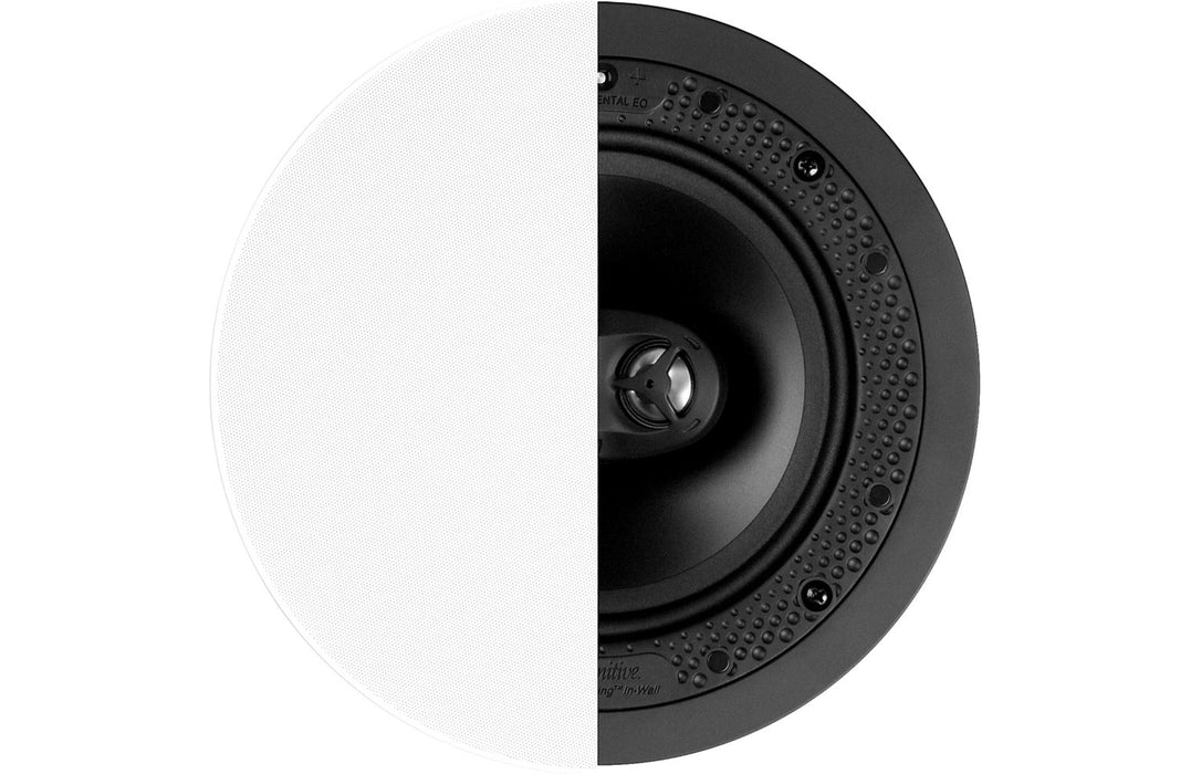 Definitive Technology DI 6.5STR Disappearing 6.5 inch In-wall speaker (Each) - Safe and Sound HQ