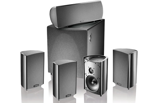Definitive Technology ProCinema 600 5.1 Compact Surround Sound System Open Box - Safe and Sound HQ