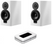 Dynaudio Xeo 20 Active Wireless Hi-Fi Speakers (Pair) and Bluesound Node 2i Music Streamer Bundle - Safe and Sound HQ