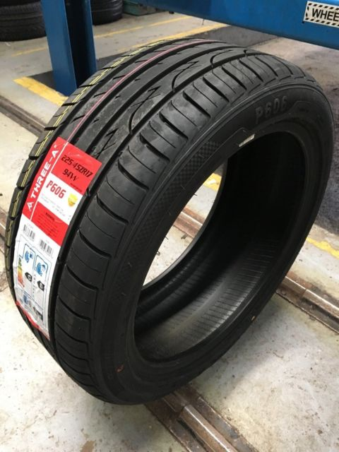 Tyre 225 45r17 Three A P306 94w Xl The Tyre Group
