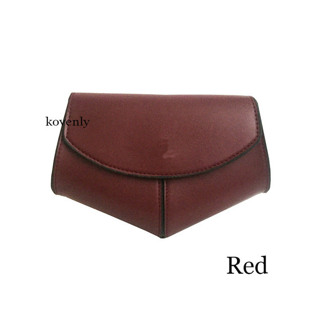 Women Fanny Pack Ladies New Fashion Waist Belt Bag Mini Disco Waist bag Leather Small Shoulder Bags 040301
