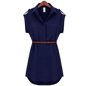 New Fashion Women Sexy Plus Size Summer Dresses