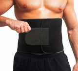 Sauna Waist Trainer Slimming Belt