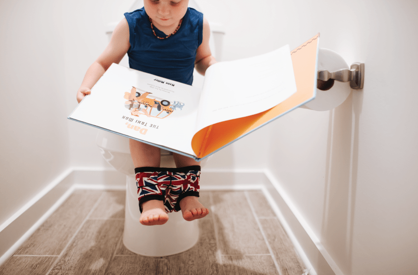 Thoughts on Potty Training