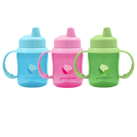 Green Sprouts Non-Spill Sippy Cup 6 oz