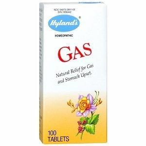 Hyland's Gas Relief 100 Tablets