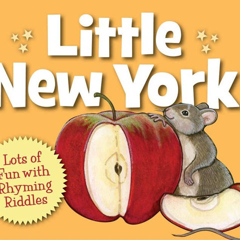 Little New York Toddler Board Book