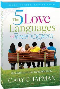 The Five Love Languages of Teenagers by Gary Chapman - New Baby New Paltz
