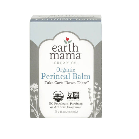 Earth Mama Organics Herbal Perineal Balm - New Baby New Paltz