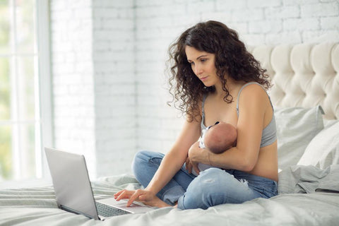 Lactation Consultation - Video - New Baby New Paltz