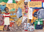 Barefoot Books Catch that Goat! A Market Day in Nigeria by Polly Alakija