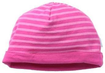 i Play Reversible Organic Cotton Cap Fuchsia 0-3 Months