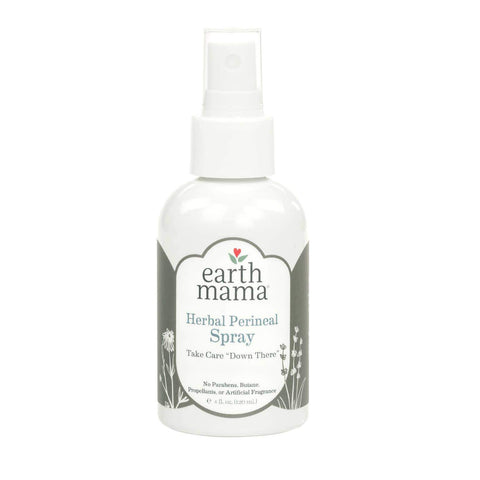 Earth Mama Organics Herbal Perineal Spray - New Baby New Paltz