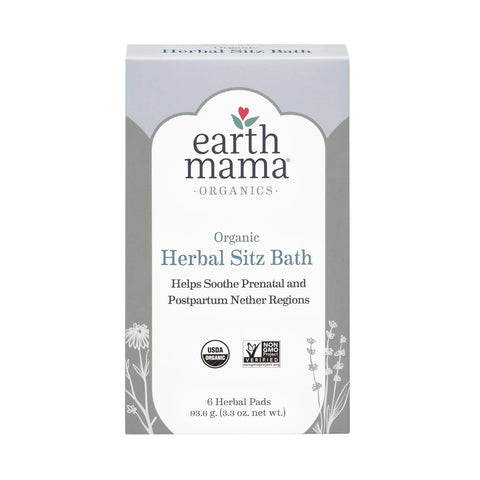 Earth Mama Organics Herbal Sitz Bath - New Baby New Paltz
