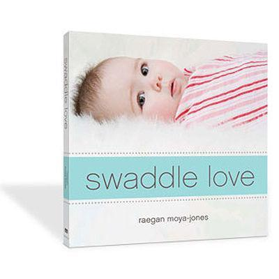 Aden + Anais Swaddle Love Book - New Baby New Paltz