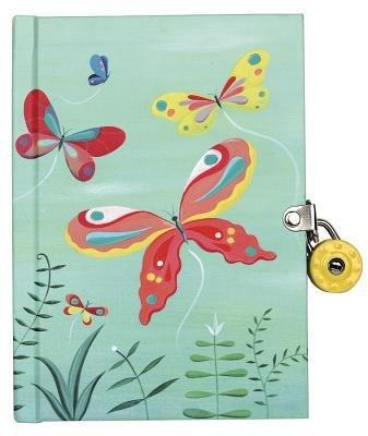 Mudpuppy My Diary Butterfly