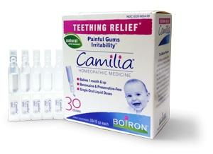 Boiron Camilia Teething Relief - New Baby New Paltz