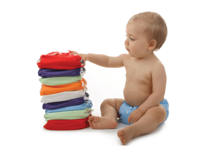 Try-Before-You-Buy Cloth Diaper Rental Deposit