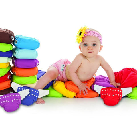 Try-Before-You-Buy Cloth Diaper Rental