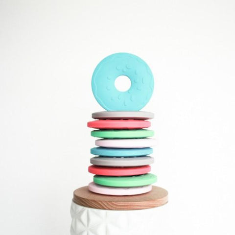 Little Teether Doughnut Teething Toy - New Baby New Paltz