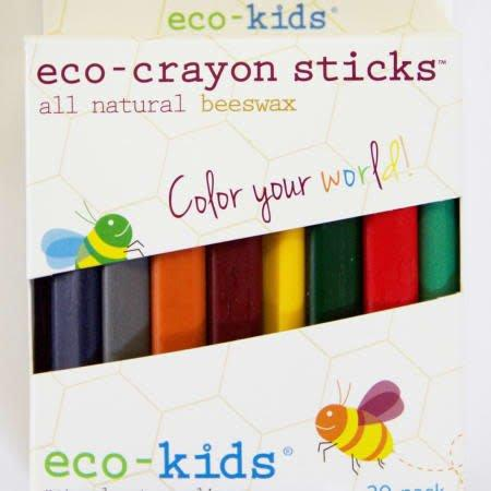 Eco-Kids Eco-Crayon Sticks - New Baby New Paltz