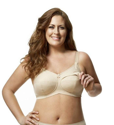 Elila Cotton Softcup Nursing Bra 1613