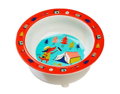 Sugarbooger Divided Suction Bowl - New Baby New Paltz