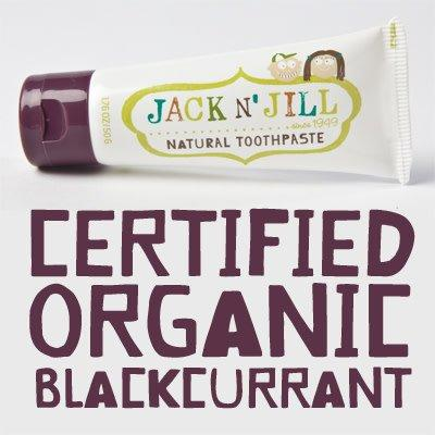 Jack n Jill Natural Toothpaste - New Baby New Paltz