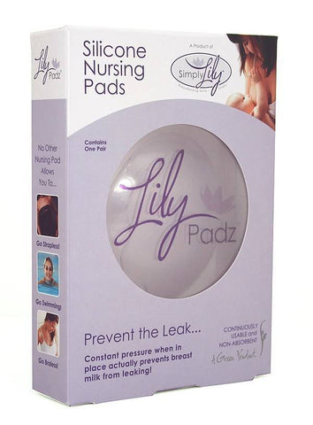 Lily Padz - Large Reusable Silicone Nursing Pads