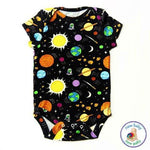 Lucky Bug Onesie Outer Space