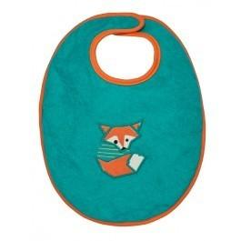 Lassig Little Tree Fox Medium Bib - New Baby New Paltz