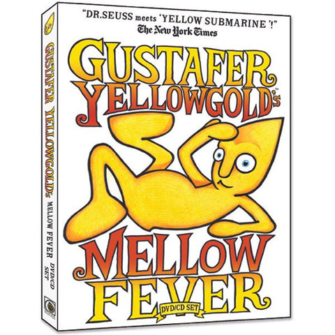 Gustafer Yellowgold Mellow Fever
