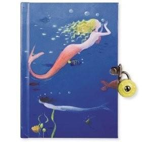 Mudpuppy My Diary Mermaid