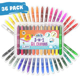 Doodle Hog Not Your Ordinary Crayons - Set of 36 - New Baby New Paltz
