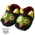 Cate and Levi Baby Slippers 3-12 M
