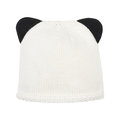 Under The Nile Panda Knitted Hat