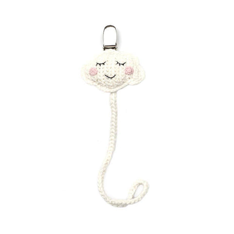 Cheengoo Cloud Pacifier Clip - New Baby New Paltz