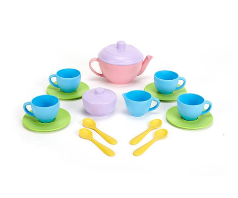 Green Toys Tea Set - New Baby New Paltz