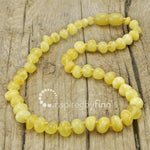 "Inspired By Finn Baltic Amber Necklace 11.5"" - New Baby New Paltz"