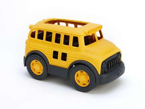 Green Toys School Bus - New Baby New Paltz