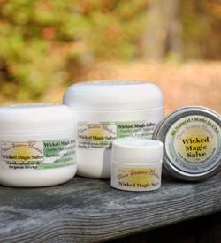 Three Sisters Herbals Wicked Magic Salve - New Baby New Paltz