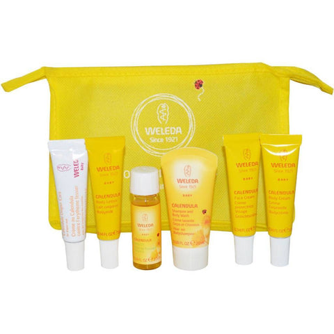 Weleda Calendula Little Ones Starter Kit