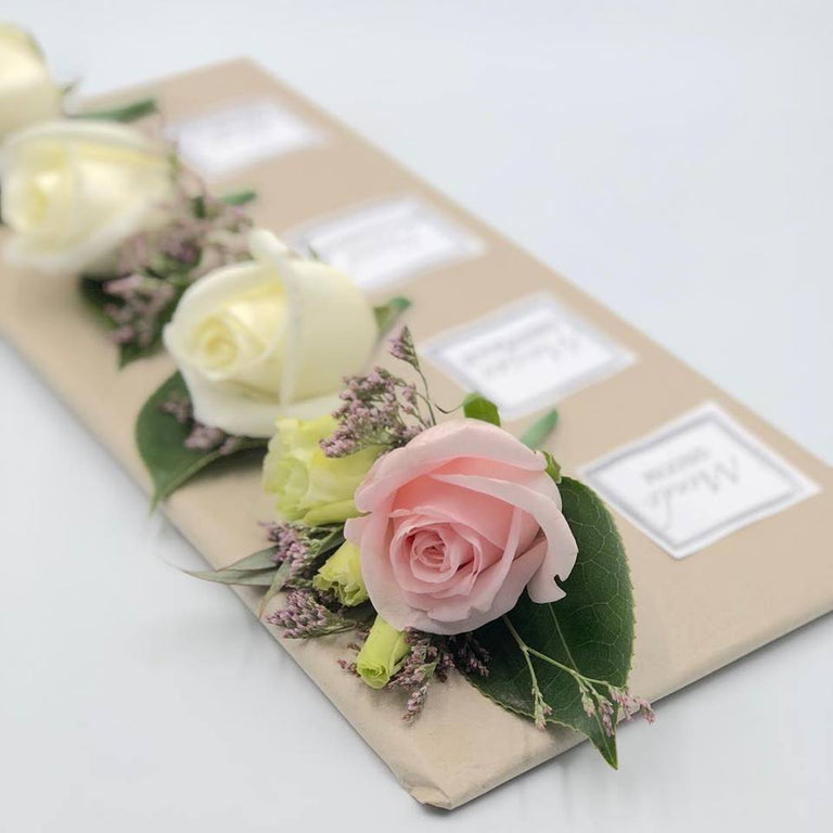 Buttonholes for Family Members