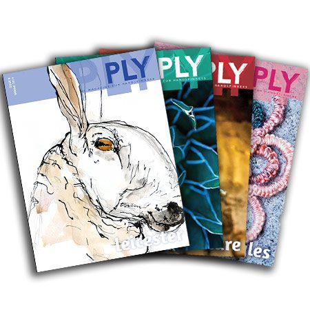 PLY Magazine LEICESTER Issue (Press)