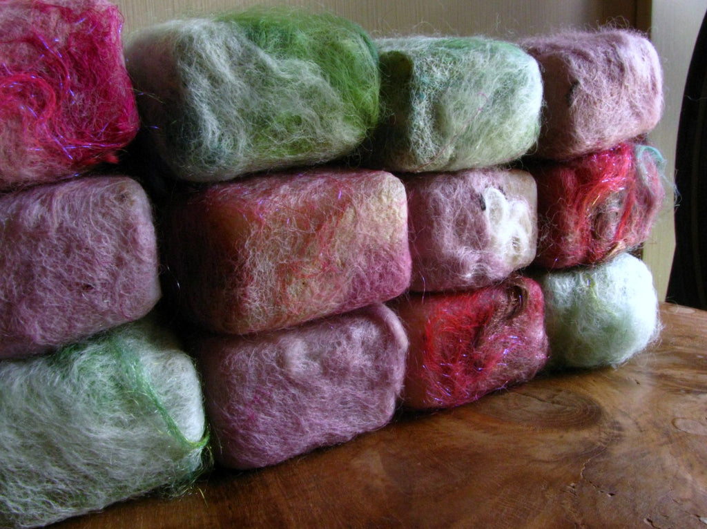 FELTED SOAP tutorial (Art Batt Project)