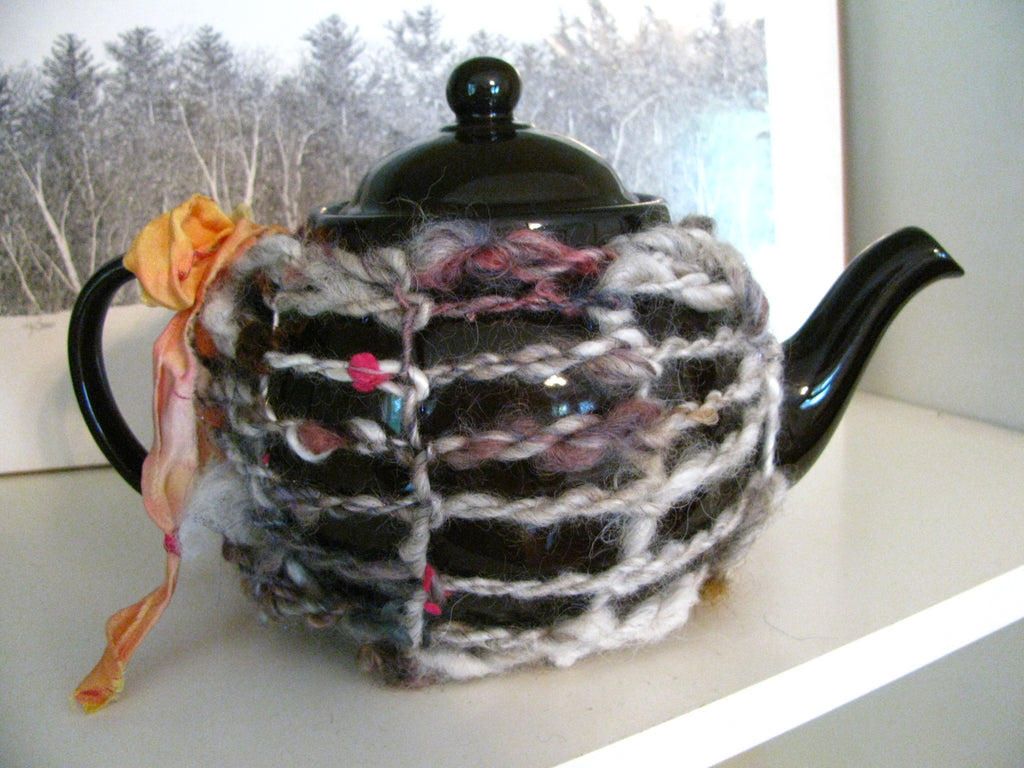 TEA COZY (Free Knitting Pattern)