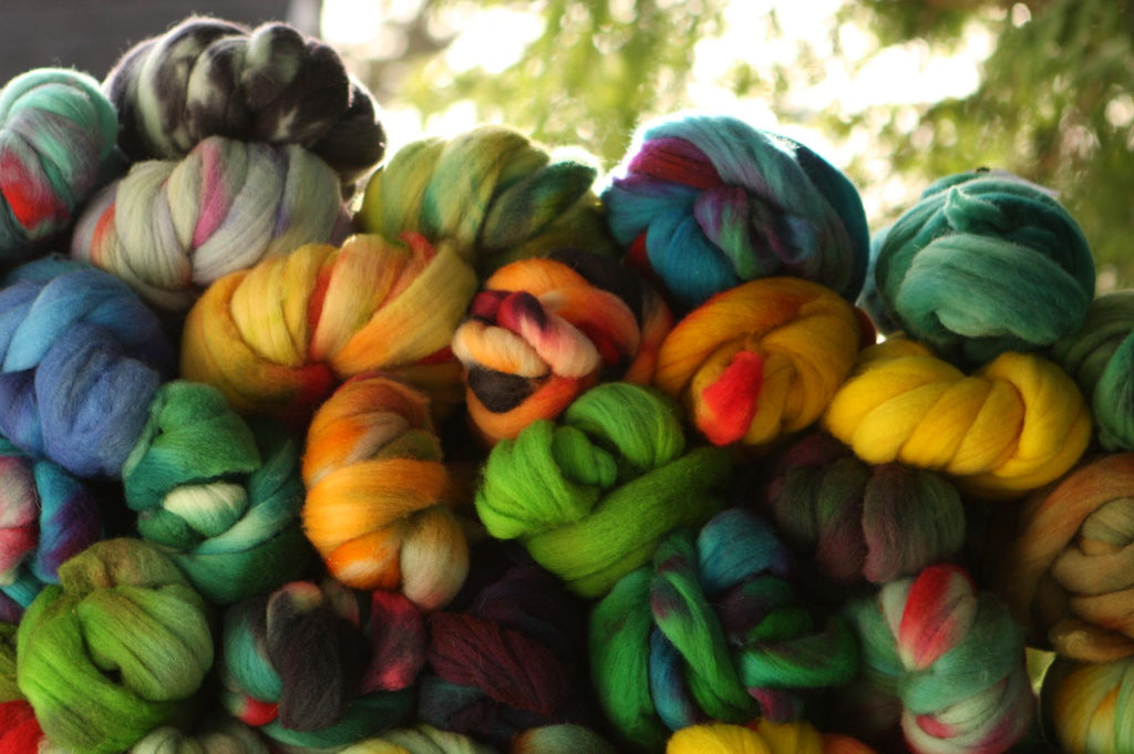 The Difference between Top & Roving (Craftsy Blog)